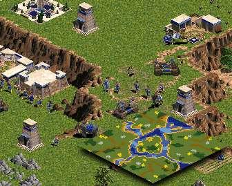 Age of Empires: Quad Battle