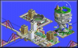SimCity 2000: Water World